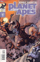 Planet of the Apes #3 - Dark Horse Comics
